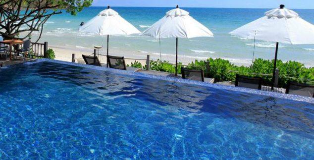 Ko Samet Thailand met kinderen - zwembad