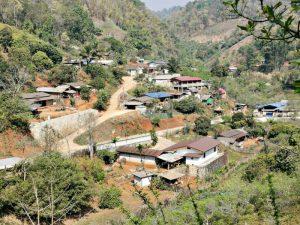 Rondje Gouden Driehoek - vallei Noord-Thailand