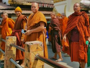 Rondje Gouden Driehoek - grens met Myanmar