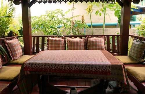 Patio familiehotel Ayutthaya Thailand