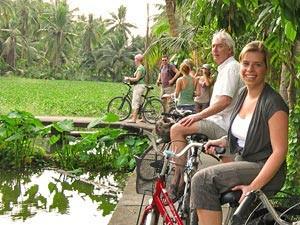 Bangkok bouwstenen fietsen Thailand