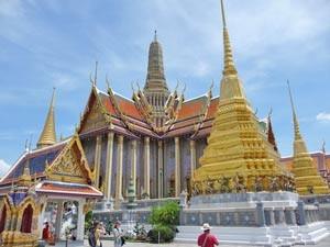 Rondreis door Thailand Koninklijk Paleis