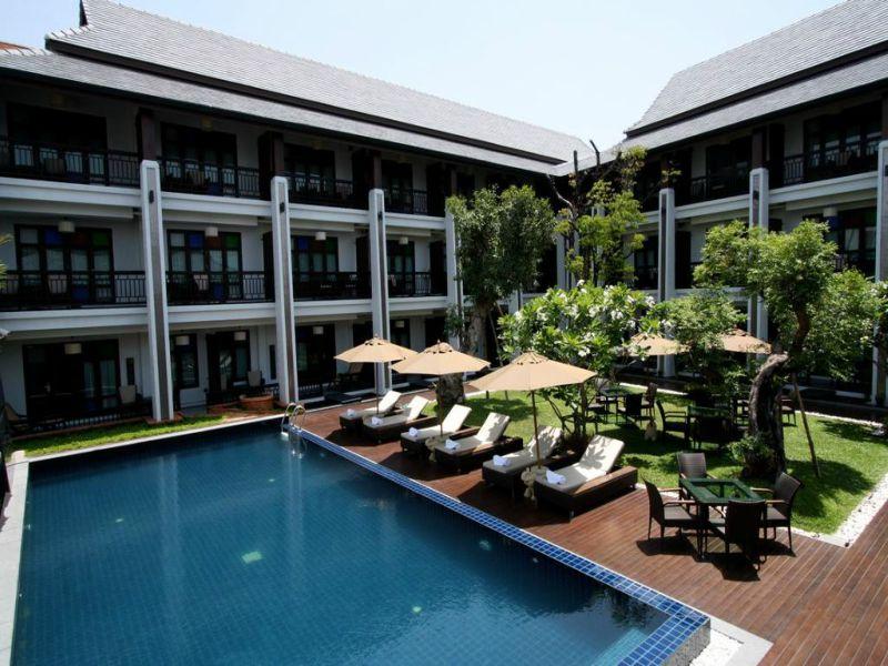 Chiang Mai upgrade hotel