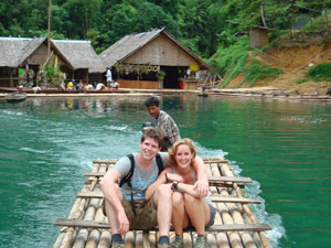 Khao Sok jungle Thailand