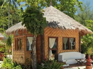 Relaxed Robinson-eiland