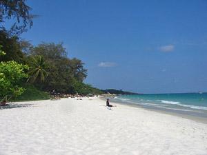 Strand ko lanta Thailand