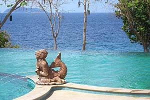 Zwemad Ko Raya Thailand