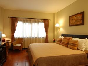 slaapkamer Chiang Mai Thailand
