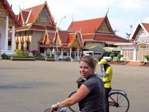 Bangkok fietstour