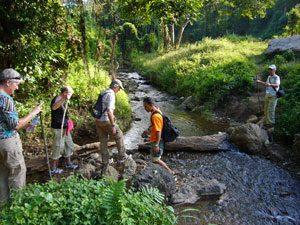 Thailand-trekking
