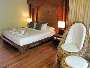 Special Stay slaapkamer Thailand
