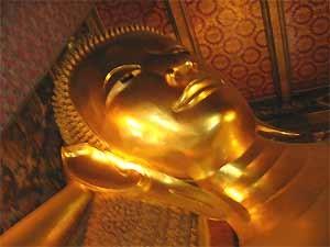 Bangkok tempel Wat Po Thailand
