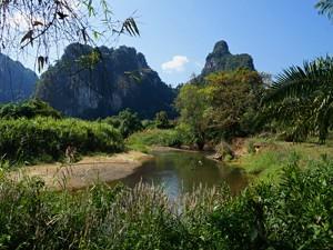 anurak rivier thailand