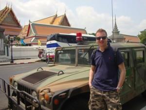 Thailand blog Harm in Bangkok