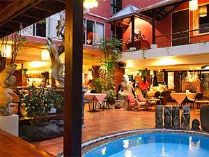 Hotel met zwembad Bangkok Thailand