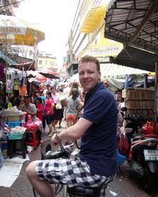Blog Thailand Bangkok verkennen