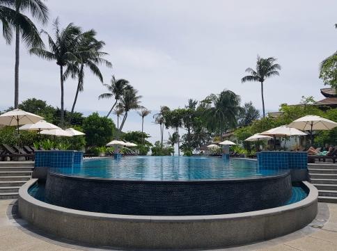 zwembad ko phangan