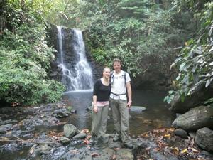 Laos totaal rondreis Thailand waterval