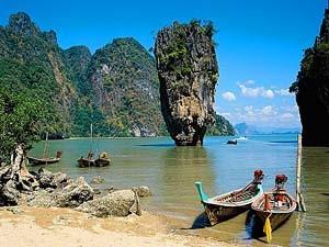 rezien Zuid Thailand Phang Nga