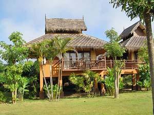 Bungalow Pai Thailand