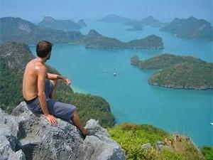 Eilandhoppen aan de oostkust Thailand