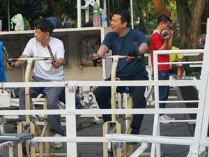 excursie fitness park in thailand
