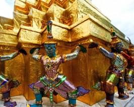 Grand palace Thailand reizen Bangkok