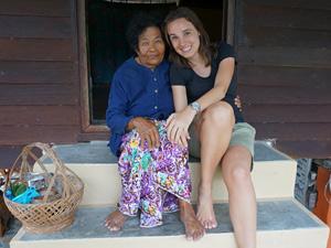 Zuid Thailand homestay