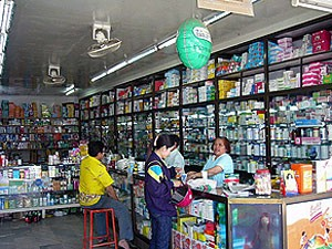 Thailand gezondheid apotheek