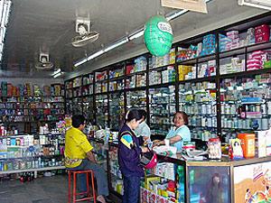 Gezondheid buiktyfus Thailand