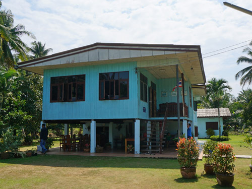 homestay huis Thailand
