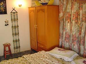 homestay slaapkamer Thailand