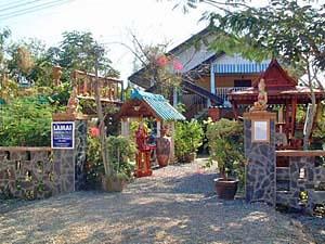 homestay Thailand