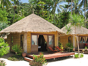 hutje vakantie thailand