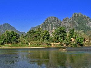Indochina bouwstenen Cambodja