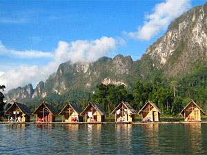 Zuid Thailand reizen Khao Sok