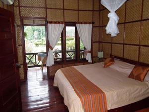slaapkamer special stay Laos