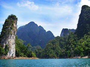 Rondreis Thailand highlights Khao Sok