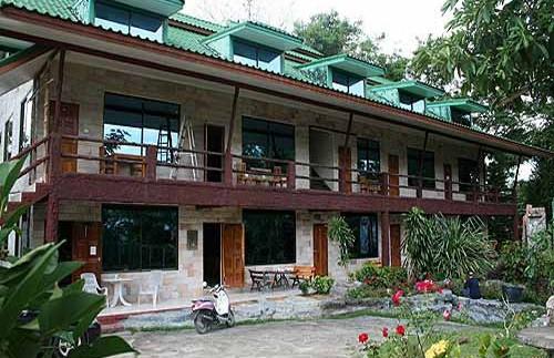 Khao Yai lodge Thailand