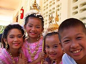 Thailand informatie cultuur