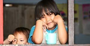 buiktyfus Thailand gezondheid kinderen