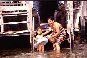 Khlongs Bangkok Thailand