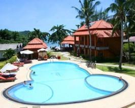 ko phangan zwembad Thailand