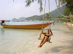 Ko Tao eiland Thailand