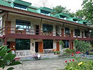 Lodge Khao Yai Thailand