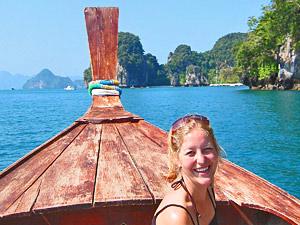 Thailand reisinformatie in het zonnetje