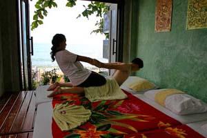 Gezondheid Thailand massage