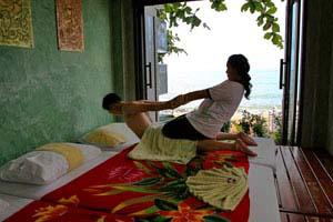 Massage rondreis Thailand