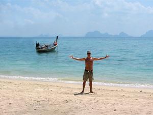Trang archipel Ko Hai Thailand
