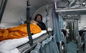 Thailand vervoer nachttrein